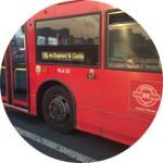 Bus SE Blackfriars London Jess