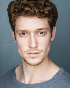 Daniel Donskoy FROM SCRATCH headshot musicals cast