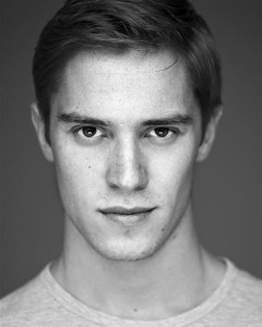 David Young FROM SCRATCH musicals cast headshot