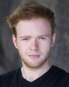 Christian Lunn FROM SCRATCH cast headshot musicals