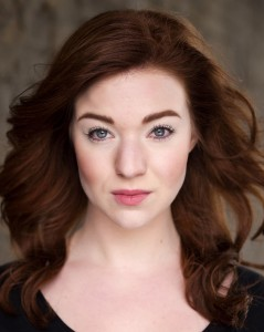 Tiffany Melrose FROM SCRATCH headshot musical cast