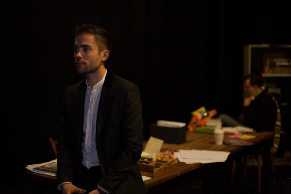 LIPP rehearsal Philip Honeywell