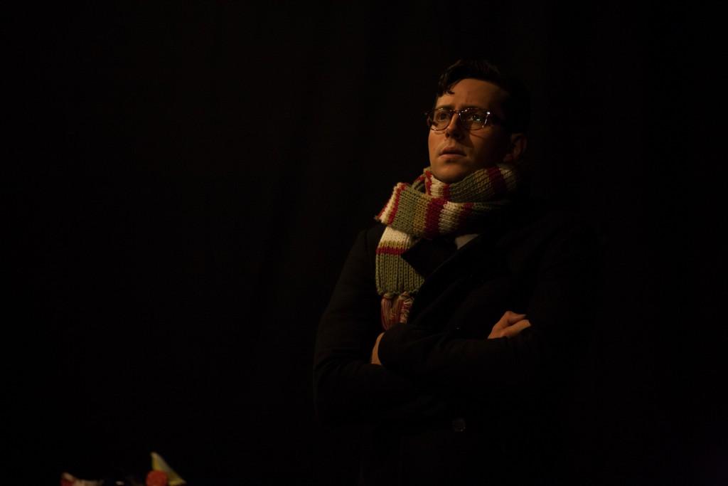LIPP rehearsal Joshua Diffley